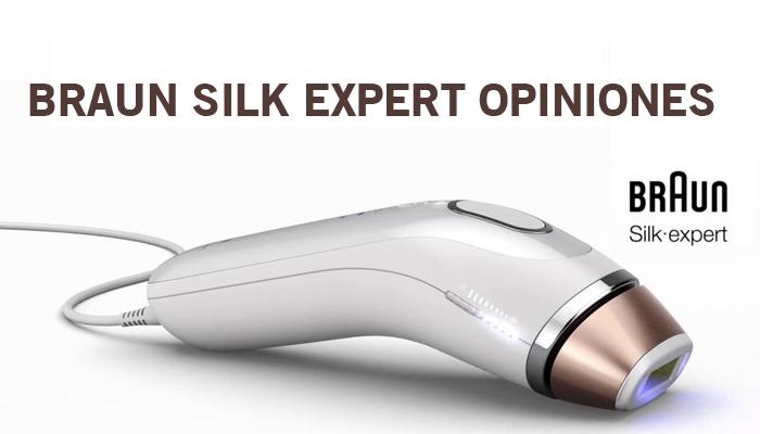 Braun Silk Expert Opiniones